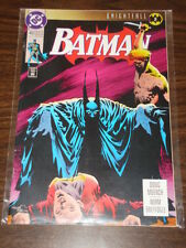 BATMAN #493 DC COMICS DARK KNIGHT NM CONDITION MAY 1993