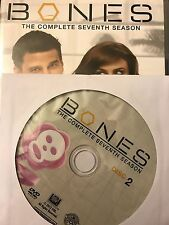 Bones - Season 7, Disc 2 REPLACEMENT DISC (not full season)