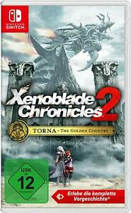 Xenoblade Chronicles 2 - Torna - The Golden Country Switch New+Boxed