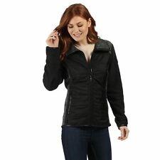 Regatta Womens Zumar Jacket Full Zip Micro Poplin Quilt Jacket Ladies Coat