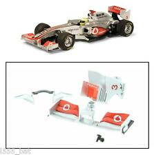 Scalextric W10258 McLaren F1 2011 Rear Wing Spoiler Barge Board Nose Cone C3165