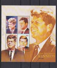 2219: Micronesia Mint Sheet for JFK