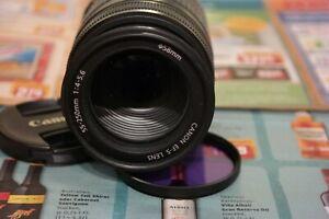 Canon EF-S 55-250 mm F/4.0-5.6 IS Objektiv