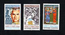 1971- Tunisia- Tunisie- The 2500th Anniversary of Persian Empire- Compl.set 3v.