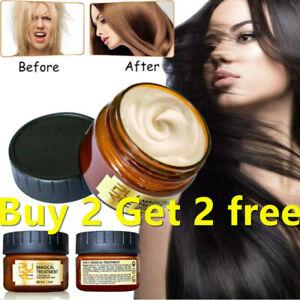 60mL PURC Magical Treatment Mask 5 Seconds Repairs Damage Restore Soft Hair HOT