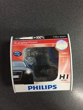 PHILLIPS H1 Twin Pack +100% XTreme Vision  12v 55w 12258XVSM Genuine AU Stock