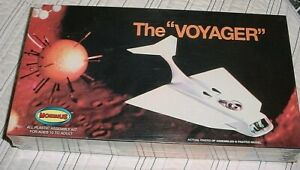 NEW! Moebius The VOYAGER from 1960's TV FANTASTIC VOYAGE Sci-Fi Model # 831 2007
