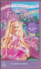 Barbie Fairytopia - VHS, 2004