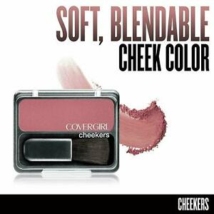 CoverGirl Cheekers Blush or Bronzer, You Choose! Buy More and Save!!