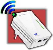 TP-LINK TL-WPA4220 AV500 ★ WIFI ★ WLAN ★ Powerline Adapter Netzwerkadapter ★ TOP