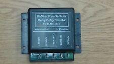 Bi-directional isolator 00-00839-000 relay delay diesel 2