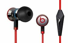 Monster Beats by Dr Dre iBeats in-ear Earphones Headphones BLACK for iPhone 6 5S