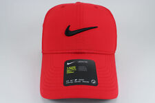 Nike Men's Legacy91 Tech Golf Hat/cap - University Red