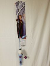 "DISNEY'S Shakespeare's FROZEN 2  2'6"" Youth Fishing Pole-Rod & Reel. NEW"
