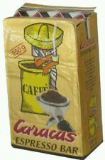 Caffè caracas 250 g made in italy miscela di caffè macinato espresso bar coffee
