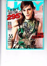 EMMA  WATSON, ANDREW GARFIELD, KATY PERRY, MERYL STREEP  Hungarian magazine