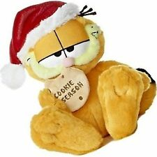 Garfield Christmas COOKIE SEASON Floppy 10 inch Stuffed Animal by Aurora AU15310