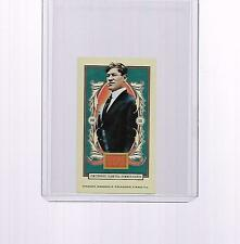 2013 PANINI GOLDEN AGE BASEBALL CARAMELS MINI JIM THORPE OLYMPIAN #34