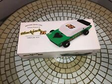 NEW RARE Candylab TOYS BLACKJACK 21 AWESOME WOOD CARS DESIGNED IN BROOKLYN