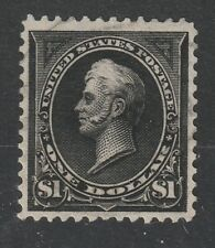 USA 1895 Scott # 276 wmkd vf Lightly used