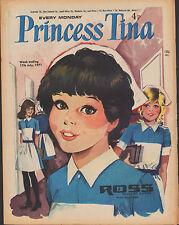 Princess Tina Magazine 17 July 1971    Roger Whittaker