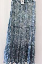 Peasant, Boho Regular Hand-wash Only Long Skirts for Women