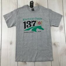 Kentucky Derby 137 Small T shirt Churchill Downs 2011 New with tag