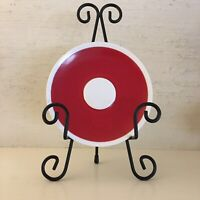 1 vintage Vera Neumann for Mikasa Red Poppy saucer made in Japan F 7100 EUC
