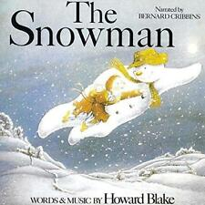 The Snowman - Soundtrack - Howard Blake (NEW CD+DVD)