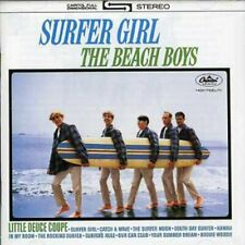 The Beach Boys - Surfer Girl/Shut Down Volume 2 (2001)  CD  NEW  SPEEDYPOST
