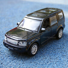 Land Rover Discovery 4 Car Model 1:32 Alloy Diecast Collection & Gifts Black New