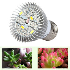 E27 28W LED Plante Croissance Lampe Floraison Horticole Ampoule Spectre Plein NF