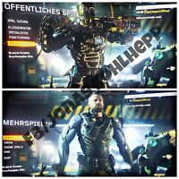 Black Ops 3 Unlock All / 110 Supply Drops / Mod Classes / Playstation 4 (PS4)