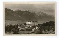 Ansichtskarte von Schloss Amras bei Innsbruck     (1021)