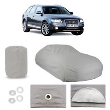 Audi Allroad Quattro 4 Layer Car Cover Fitted Outdoor Water Proof Rain Sun Dust
