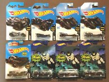 Hot Wheels 66 TV Series Batmobile WalMart Batmobile Arkham Knight SvB Batmobile