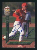1994 Signaute Rookies PAUL KONERKO auto RC autograph rookie Dodgers White Sox