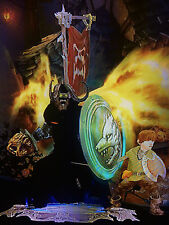 DIABLO 3 PS4 MODDED PATCH 2.5 MONK GRIFT 150 POWER LEVEL SET + WING + PET