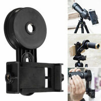 Portable Smart Phone Adapter Monocular Binocular Spotting Scope Telescope Mount