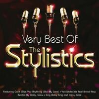 The Stylistics - Very Best Of.... (NEW CD)