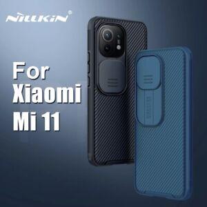 NILLKIN Étui housse Coque Protection Caméra pour Xiaomi Mi 11 10 POCO X3 NFC K40
