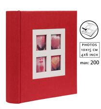 Einsteckalbum 144 Fotos 10x15 Memoalbum Fotoalbum Foto Album Einsteckfotoalbum
