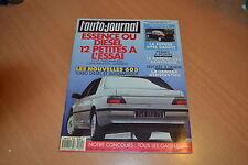 AJ N°5 1990 Saratoga 3.0 V6.Toyota 4 Runner.