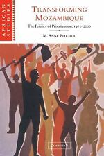 Transforming Mozambique: The Politics of Privatization, 1975-2000 (African Studi