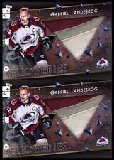 2X 18-19 RELIC MARATHON AWAY GABRIEL LANDESKOG Topps NHL Skate Digital Card