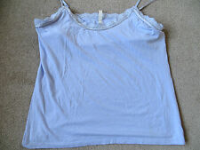 Genuine Ralph Lauren lilac strappy top ladies large