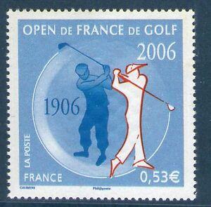 TIMBRE 3935 NEUF XX LUXE - OPEN DE FRANCE DE GOLF 2006