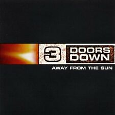 CD*3 DOORS DOWN**AWAY FROM THE SUN***NEU & OVP!