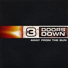 CD*3 DOORS DOWN**AWAY FROM THE SUN***NEU & OVP!