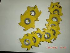 Nutfräser - Hartmetall 100x8x25 - Fräskopf aus DDR-Produktion